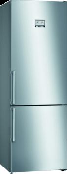Bosch KGN49AIEP 203 x 70 cm. Acero Inoxidable Antihuellas