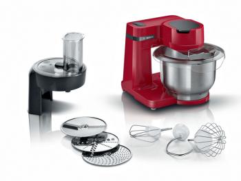 Bosch MUMS2ER01 Robot de Cocina Rojo