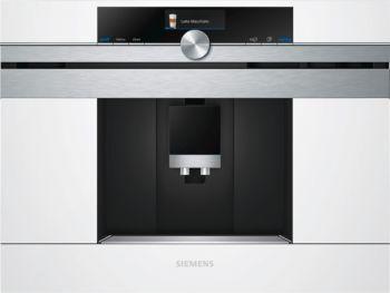 Siemens CT636LEW1 Centro Preparación Bebidas Espresso