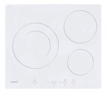 Cata IB 6203 WH Placa de inducción 59cm