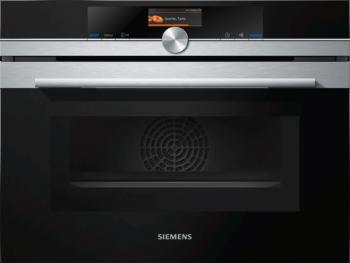 Siemens CM676G0S6 Horno compacto con microondas