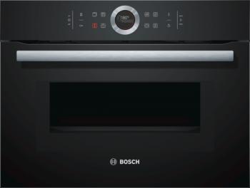 Bosch CMG633BB1 Horno compacto con microondas