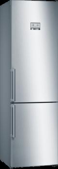 Bosch KGN39AIDP 203 x 60 cm. Acero Inoxidable Antihuellas