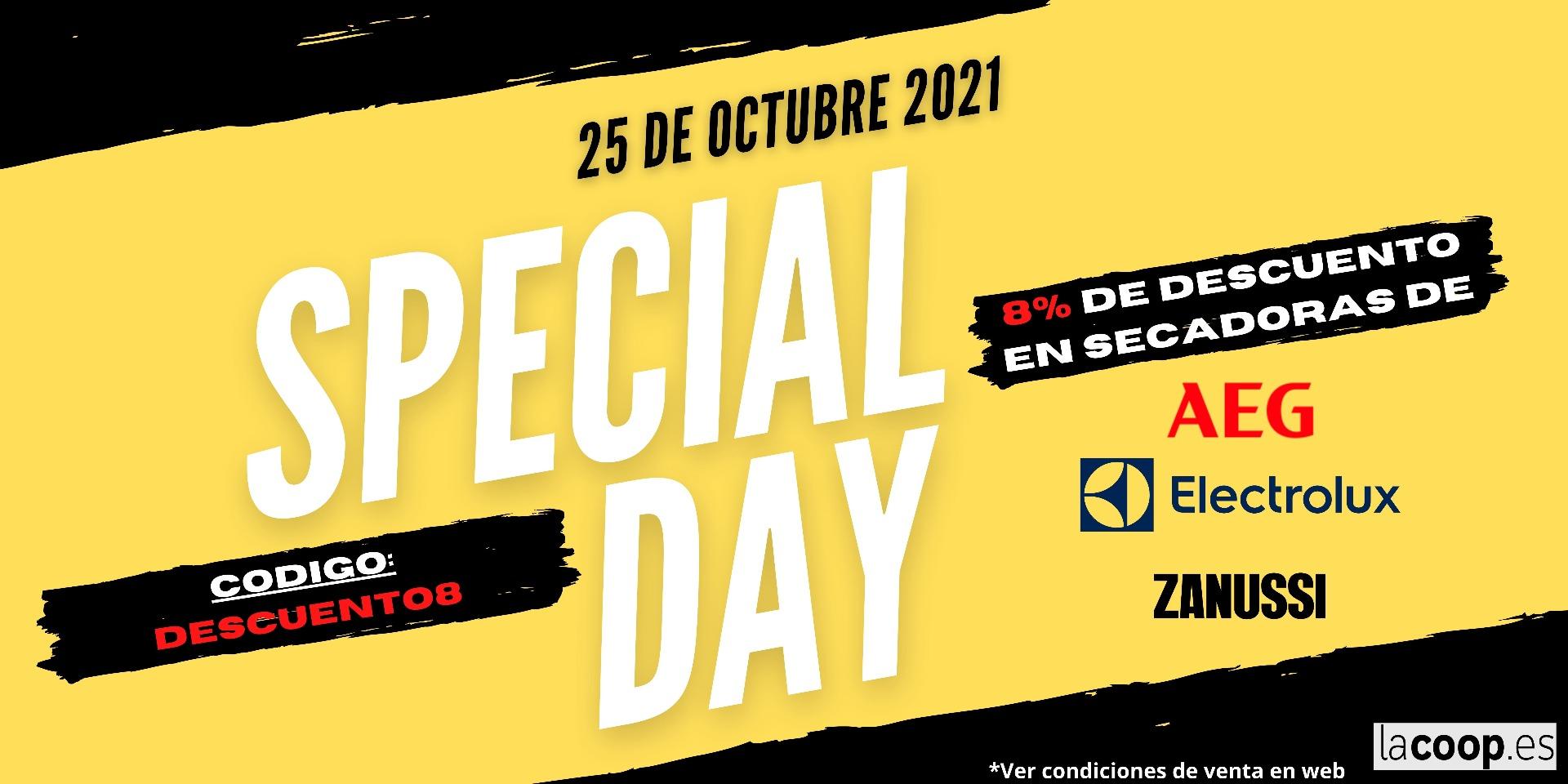 special day secadoras